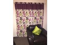 Ringtop curtains