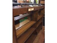 Vintage Library Shelving