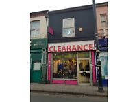 SHOP LEASE FOR SALE- LADYPOOL RD, B12, £2000/MONTH