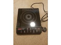 Tefal Induction Hob. Excellent Condition. Cash and Carry.