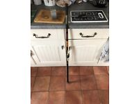 3 Fishing rods for sale, pole and rod bag