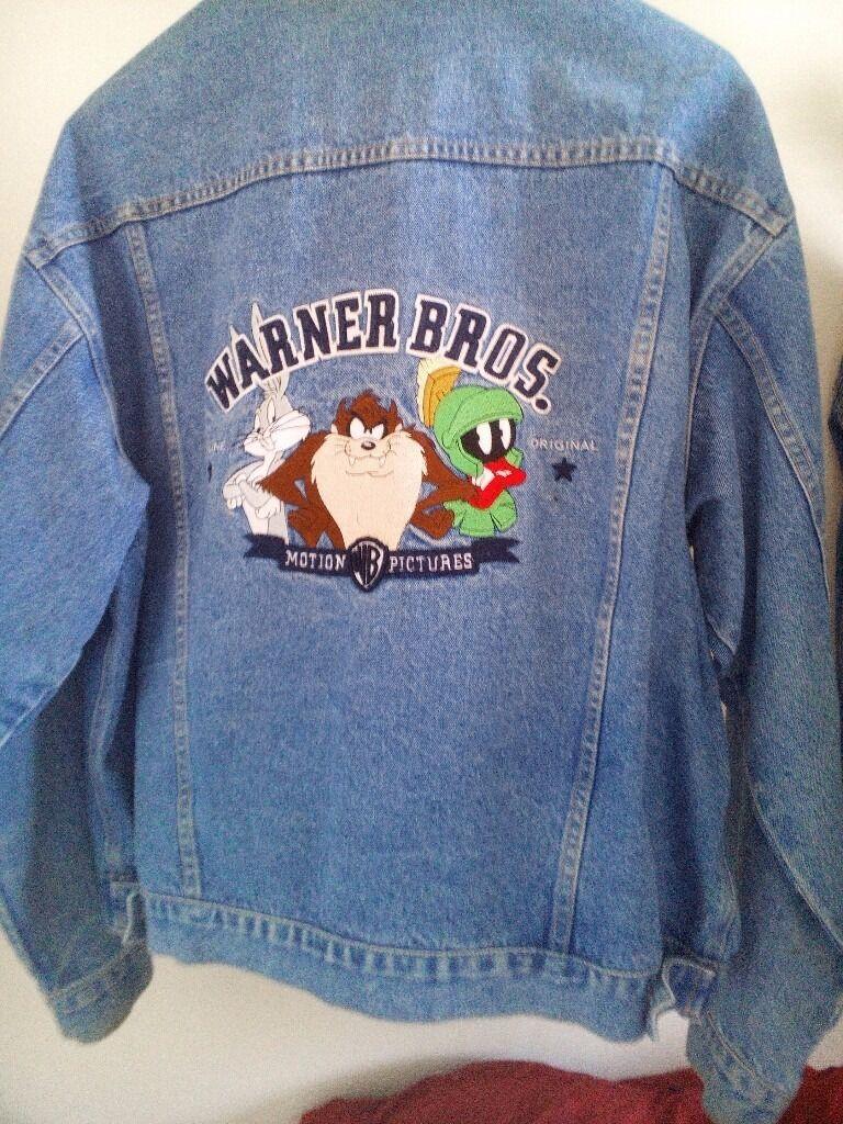 Vintage Warner Bros Jacket
