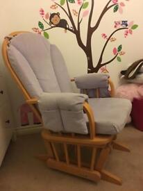 Dutailier Glider Chair & Stool