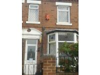 ***LET BY***3 BEDROOM TERRACE PROPERTY-BLURTON ROAD-HERON CROSS-LOW RENT-NO DEPOSIT-DSS ACCEPTED