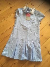 Summer dress age 8