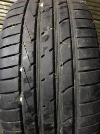 Hankook 225.40.18 92y xl 6mm tread
