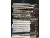 16x PS2 Games + free ps2 console