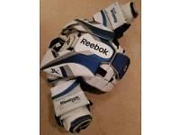 RBK Pro Spec SR Ice Hockey Goalie Chest pad - Size Small