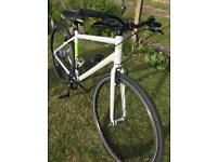 G- Tech E bike , hybrid sport bike.