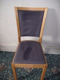 Dining Room Chair ID 274/7/17