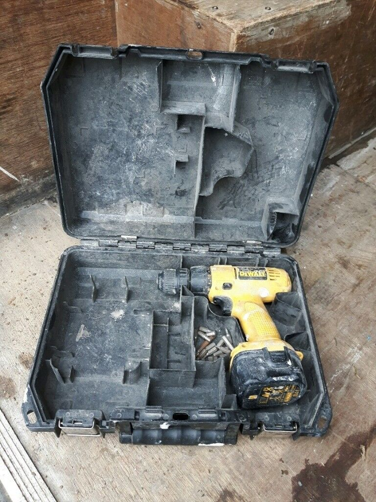 DeWalt DW907 Cordless Drill 12V - NO CHARGER | in Carrick Knowe ...