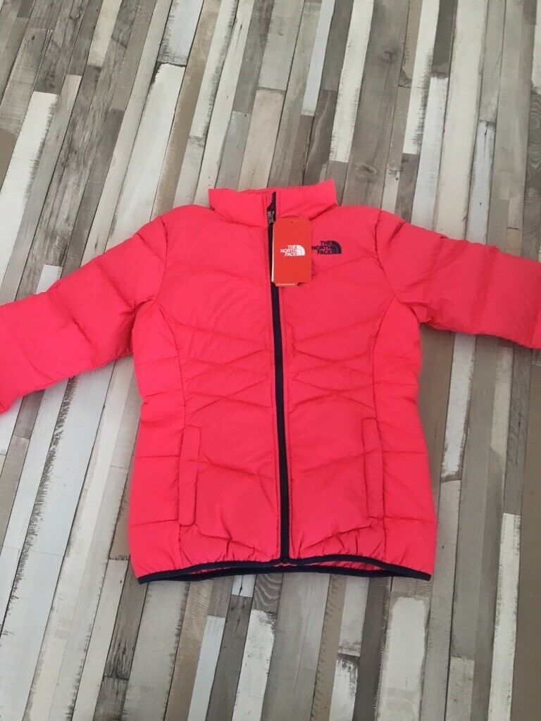 06aadc5e9 The North Face Andes girls Down jacket age 12/14 | in Bangor, County Down |  Gumtree