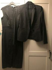 Next tailored suit size 10