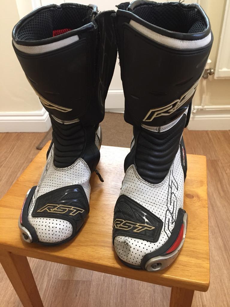 RST Motorbike boots UK Size 7