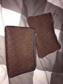 DKNY make up bags