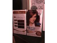 Nice 'n easy natural brown hair dye