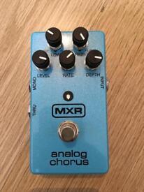 MXR Analog Chorus M234 ( Barley Used)