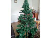 6foot luxury regency pine Xmas tree
