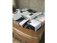 Wholesale joblot UNTESTED kettles and toasters small lots and large lots available
