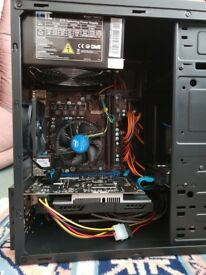 Powerful budget gaming pc