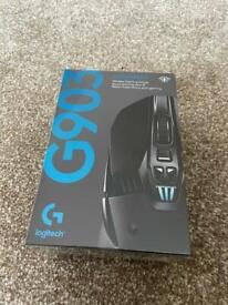 Logitech g903 lightspeed 25k Hero gaming mouse