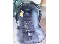 Car seat Graco Junior