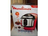 Moulinex CE4000 Electric Pressure Cooker 6 litre - BRAND NEW IN ORIGINAL PACKING