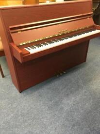 Fazer Upright Piano 12 month warranty & stool