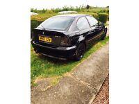 BMW compact316 ti (e46)