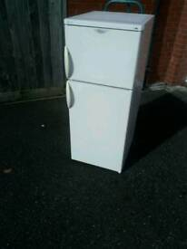 Whirlpool fridge freezer A class
