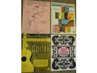 Guitar books 4