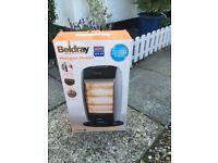 Beldray Halogen Heater Electric