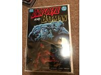 Daredevil and Batman - One Shot Comic
