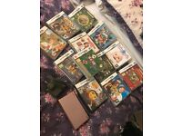Limited edition Nintendo ds with games