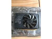 Nvidia EVGA GeForce GT 740sc