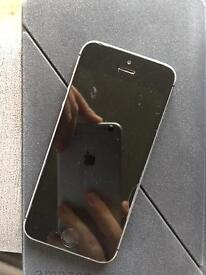 iPhone 5s Space Grey Vodafone 16gb