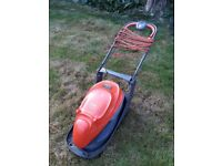 FLYMO EASI GLIDE 300V CORDED HOVER LAWNMOWER £35 ONO