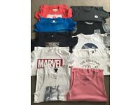 Teenage boy/small men's tops