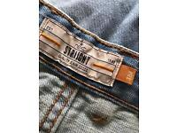 Next Men's straight cut jeans