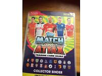 Match Attax Premier League 2016/17 Swaps