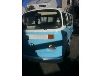 VW 1976 South African Combi/Motorhome/Camper