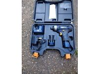 Impact driver. Mac allistar 2x 7.2 volt lion battery. With Charger