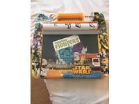 Star Wars rolling art desk (colouring)