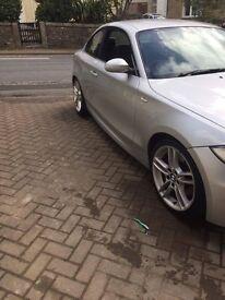 BMW 1 series 123d