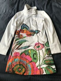 Stunning Desigual Summer Coat for sale Size S