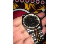 Rolex DateJust Automatic Sweeping Hand