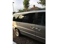 Mercedes MUST GO V220 7 Seater Good Service History