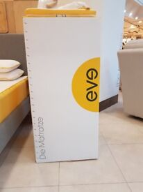 eve mattress uk king size NEW IN BOX