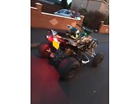 **Can-Am DS450X road legal Quad 2009**
