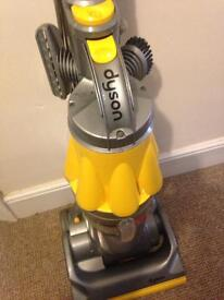 DYSON DC07 FITTED WITH NEW MOTOR AND ALL NEW FILTERS **100% SUCTION **